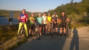 Wed eve trail ride